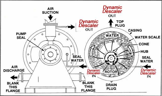 Descaling Vacuum Pumps